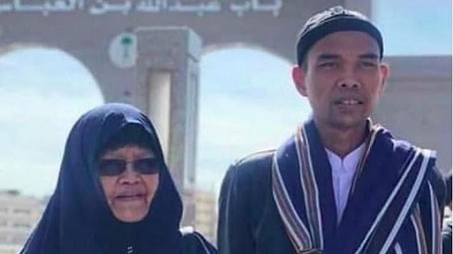 Permalink to Ustadz Abdul Somad Ceritakan Sosok Luar Biasa Mendiang Ibundanya