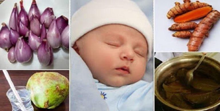 Inilah Resep Obat Tradisional Batuk, Pilek, Penurun Panas, dan Penambah Nafsu Makan Anak yang Wajib Bunda Kuasai