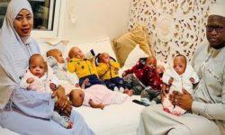 Kisah Haru Wanita yang Berhasil L*hirkan 9 Bayi Kembar Sekaligus, Sampai Habiskan 100 Popok Sehari